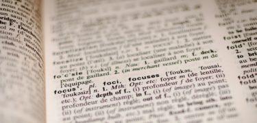 Human Translation - Dictionary
